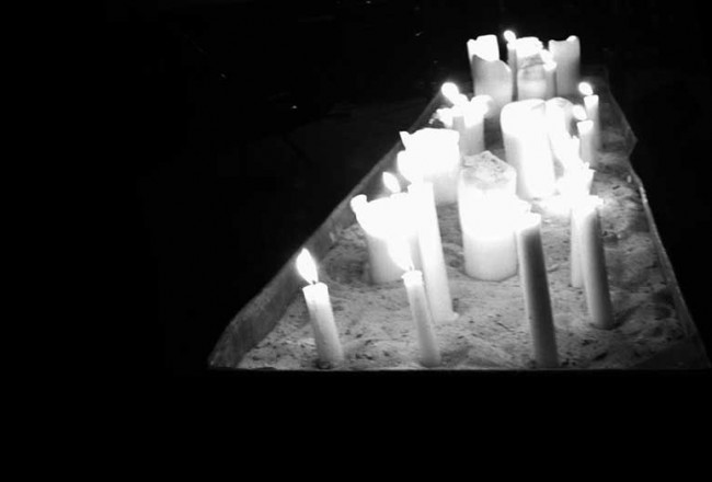 Candlesatworship