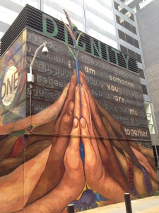 "Known as the ""City of Murals,"" each mural in Philly tells a story of who we are"